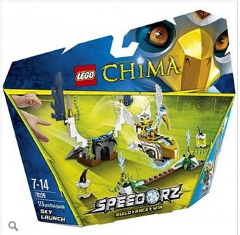 Đồ chơi Lego Chima chim ưng cất cánh 70139_235.000 đ