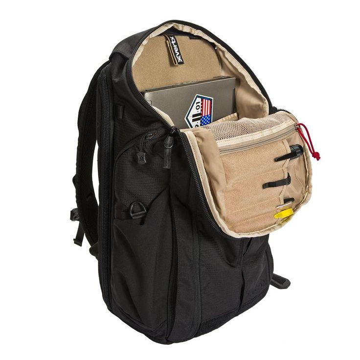 Vertx EDC Gamut Backpack @ TacticalGear.com borderline too big for my back
