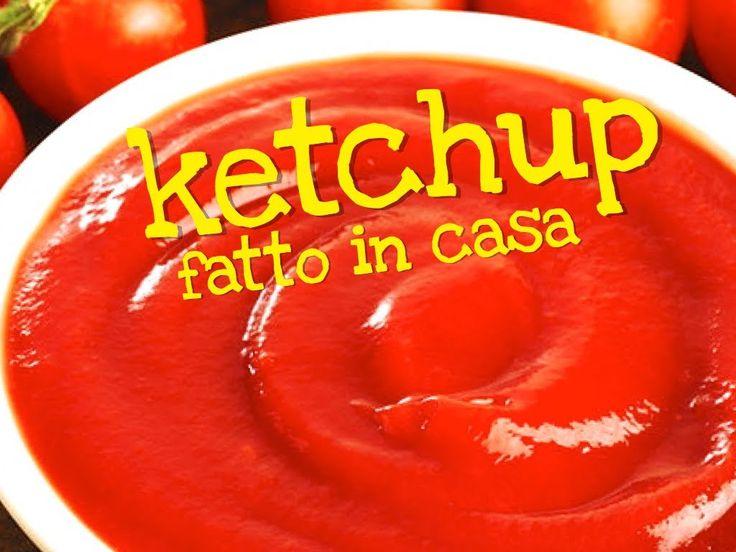 Ricetta semplice e veloce del ketchup fatto in casa la salsa più famosa e gustosa in versione fai da te per fare il tomato Ketchup genuino e home made.