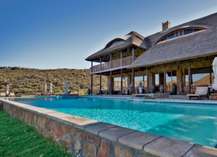 See The Big Five and Beautiful Mountains at The Aquila Private Game Reserve