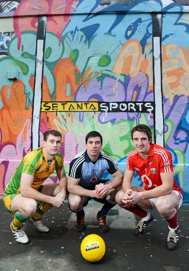 Launch of Setanta Sports National League coverage