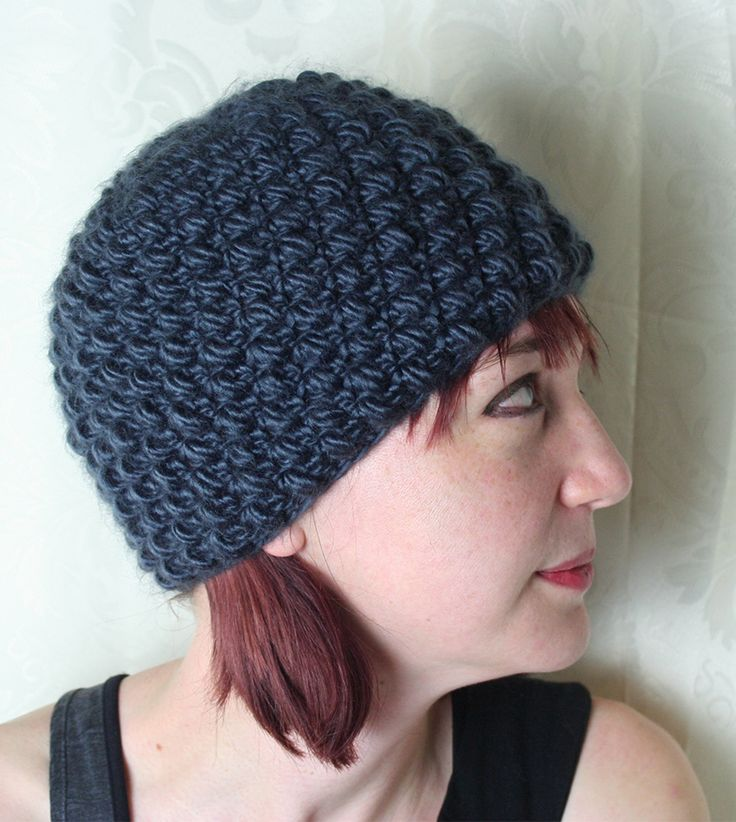 easy crochet hat