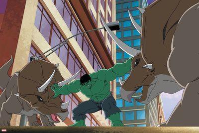 Avengers (Bande dessinée) Art sur AllPosters.fr