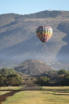 teotihuacan mexico hot women | Travel Inspiration for Mexico - Because hot air balloons cannot be ...