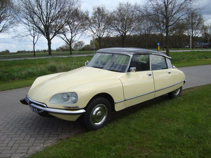Citroen - DS 20 PALLAS Hydraulique - 1974
