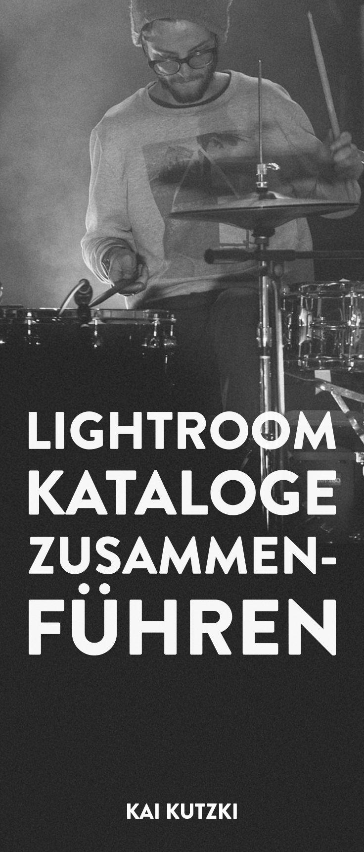 In diesem Tutorial zeige ich dir, wie man Lightroom Kataloge zusammenführen kann. So kannst du Bilder mit ihren Bearbeitungen importieren