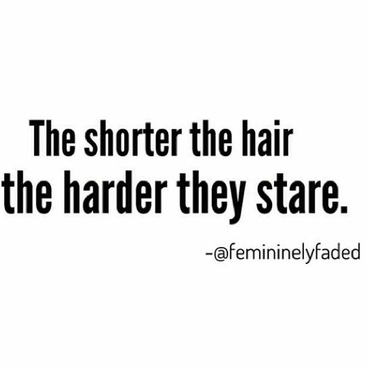 This Is True Short Hair Short Hair Styles Hair Hair Quotes