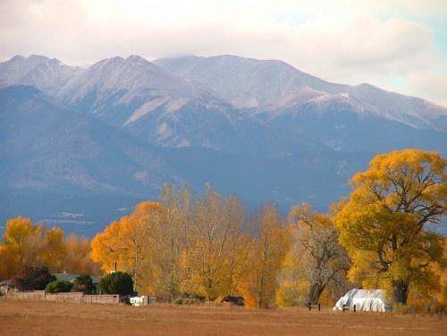 More beautiful mountain scenery