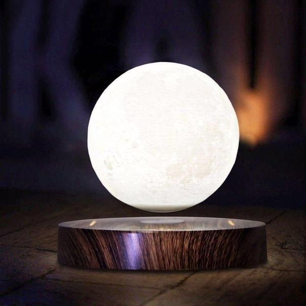 Lunar Levitating 3d Moon Lamp In 2020 Moon Light Lamp Lamp Modern Lamp