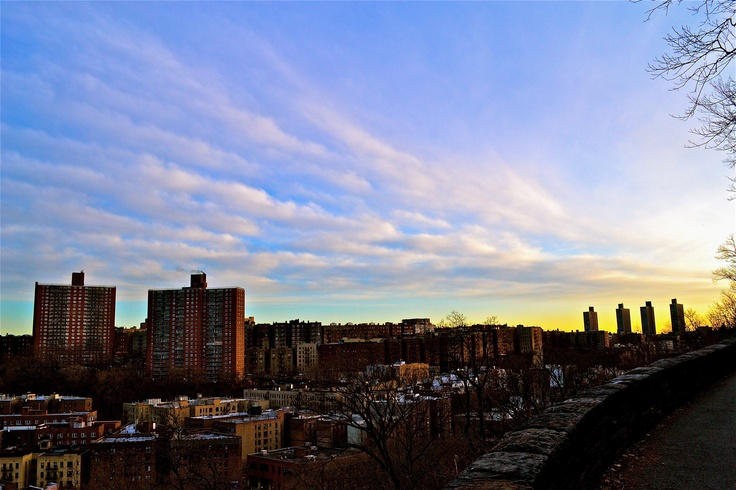 Washington Heights has some beautiful moments...Washington Heights, Heights Nyc, Wash Heights