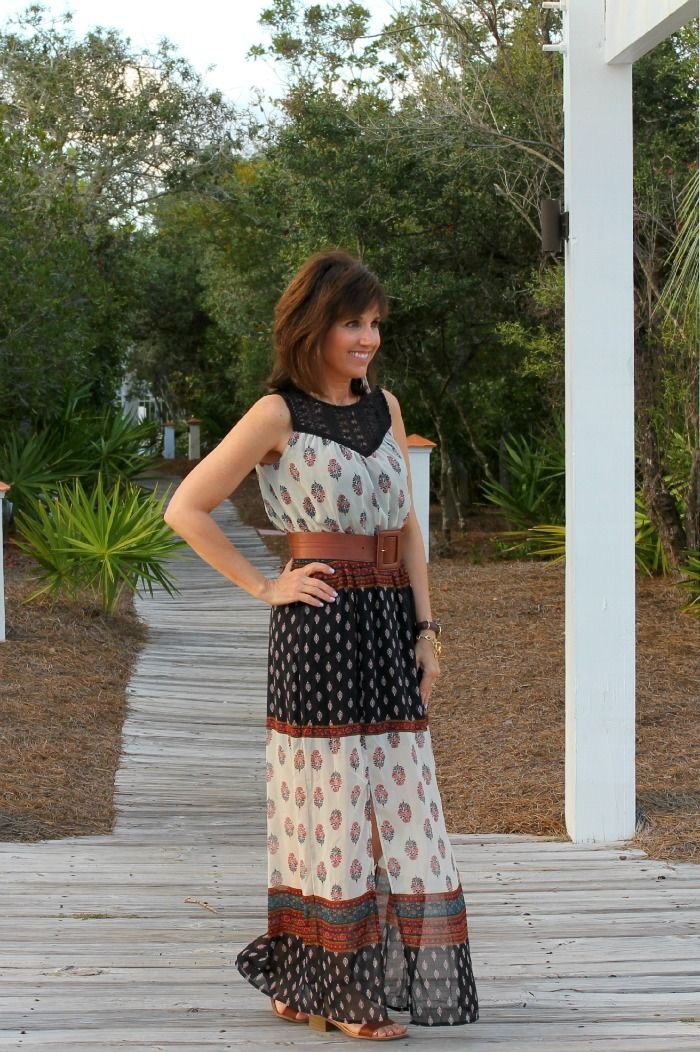 What I Wore-Target Style Dress