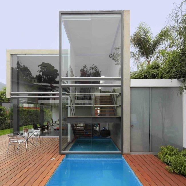 Internal external pool