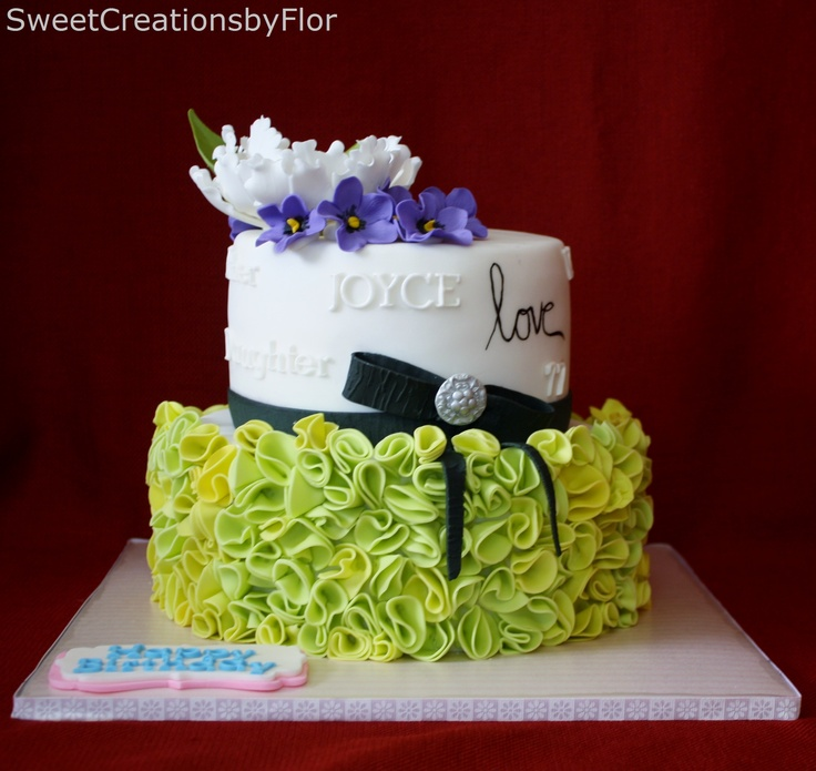 Advanced Cake Decorating Techniques Pinterest : 31 best ideas about Cake Decorating Techniques on ...