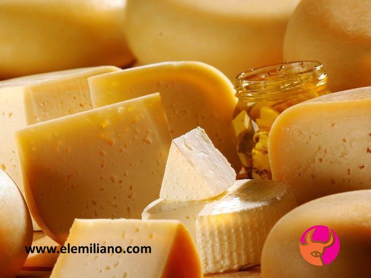 El queso manchego, es un alimento rico en proteínas con 32 gr. de proteína por cada 100 gramos, pero contiene un alto contenido en grasa. Otros quesos como el queso de Bola, Gruyere o Emmental tienen también un 29% de proteína. El queso Roquefort un 23% y el Cabrales tiene 21% de proteínas. En Taquería El Emiliano tenemos un delicioso queso fundido para que lo pruebes!! www.elemiliano.com