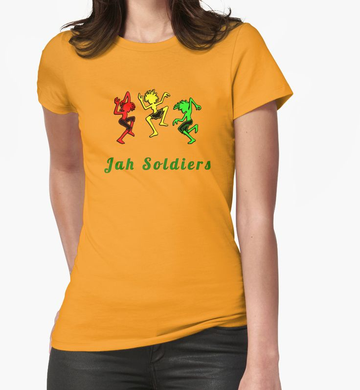 Positive vibration, Reggae soldiers • Also buy this artwork on apparel, kids clothes, stickers, and more.