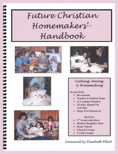 A Christian curriculum to teach basic cooking skills.