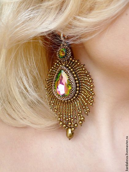 Long Earring - Magnificence