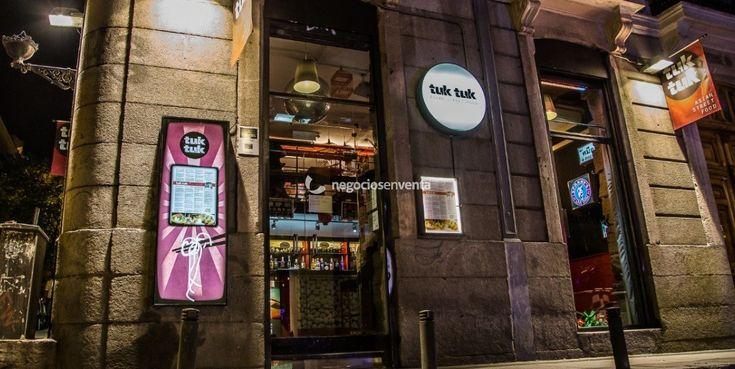 Traspaso de negocios | Monta tu franquicia Tuk Tuk Asian Street Food