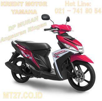 mio-m3-125-pink-kredit motor murah yamaha jakarta