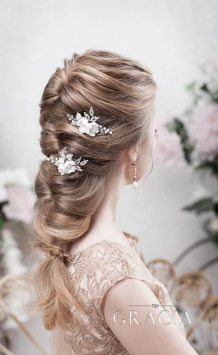 Greatest Hair Half Up Half Down Marriage ceremony With Veil Up Dos Concepts