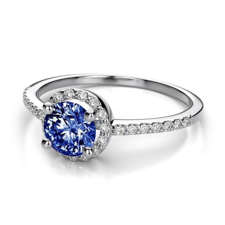 Beautiful Tanzanite: 1000+ Ideas About Tanzanite Engagement Ring On Pinterest