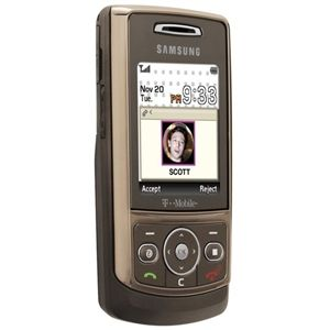 SAMSUNG T819 BROWN 3G T-MOBILE GSM UNLOCKED WHOLESALE CELL PHONES - FACTORY REFURBISHED  (WHOLESALE RESELLERS & DISTRIBUTORS ONLY)