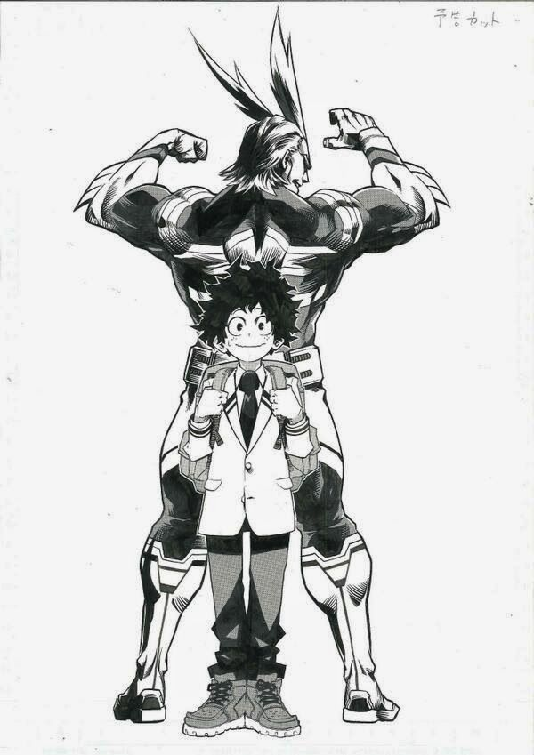 The Anime Opinions: Boku no Hero Academia - Impressions   midoriya   All Might   My Hero Academia