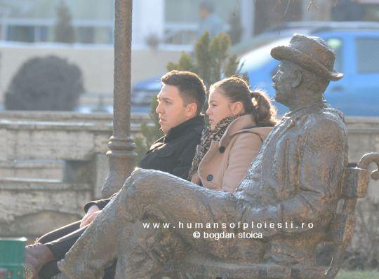 La taclale cu Caragiale  people, stories & photos - www.humansofploiesti.ro