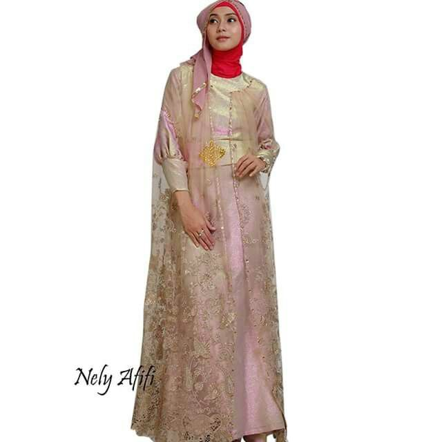 #gamis #pesta #muslimah #gamispesta #gaun #gaunpesta #gaunpestamuslimah #gown #jaquard #brocade #madebyorder