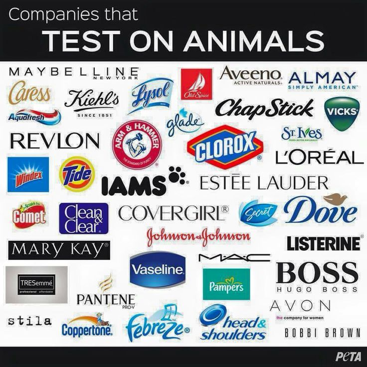 """Notice any name in there that you use?  Younique don't test on animals like the other """"big"""" company's do!!! All our make up is animal testing free!!!   Support the people that don't use harmful chemicals or test on poor helpless animals!! Support me!!   Www.beauty-call.uk"""