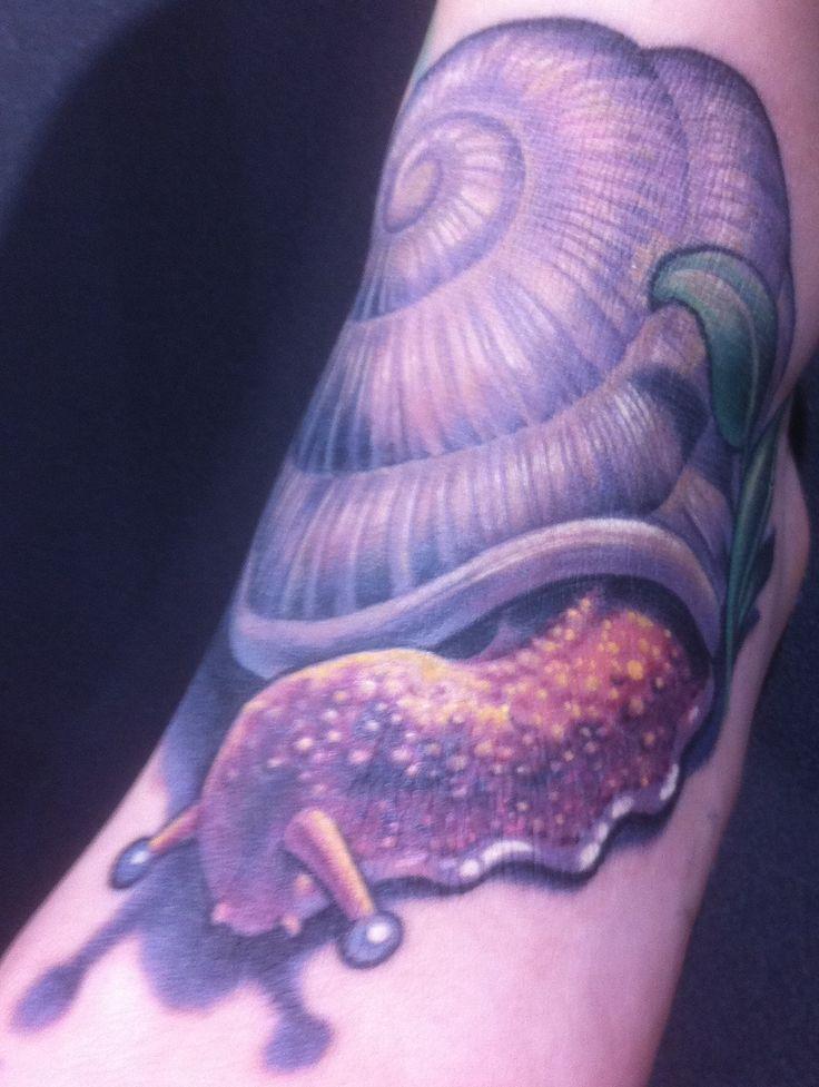 Russ Abbott Tattoo | Portland Tattoo Expo, On the Road in Oregon