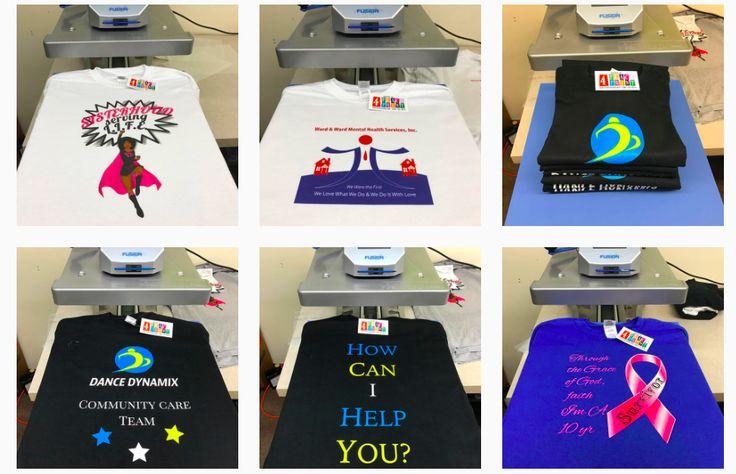Custom T Shirts Fast And Easy Design Online T Shirt Printing Near Me Screen Printed Tshirts Custom Tshirts Tshirt Print