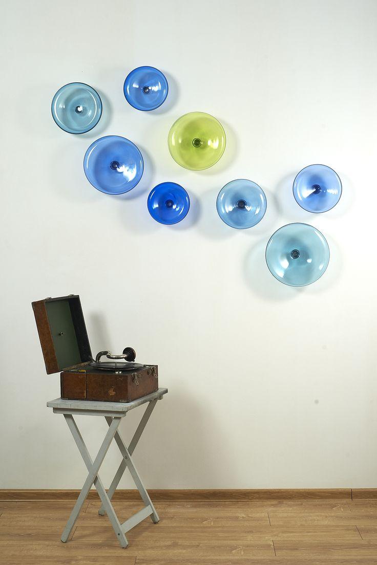 32 best Glass Wall Art Installations images on Pinterest | Art ...