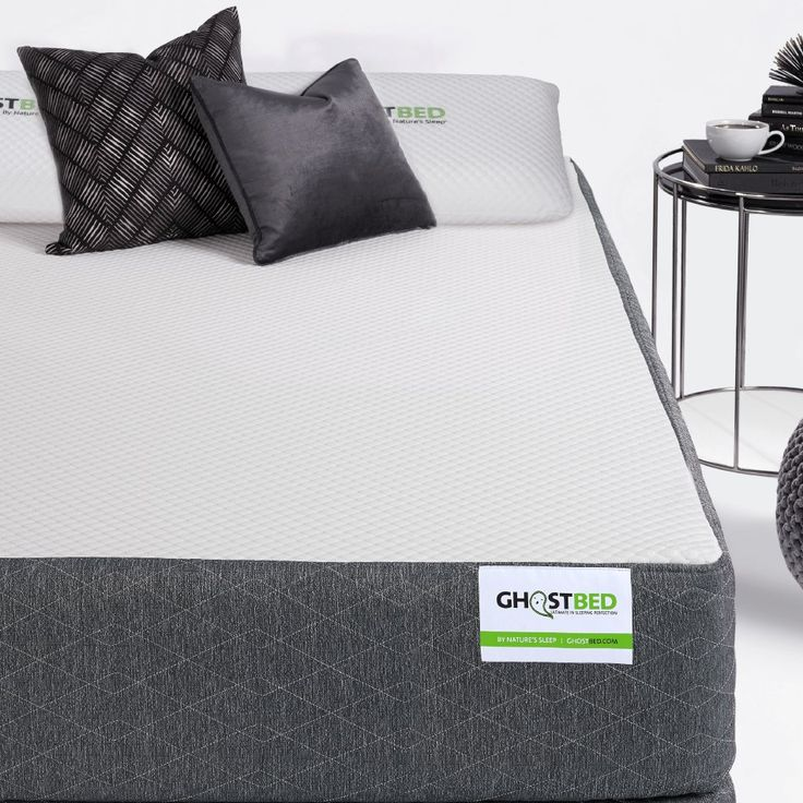 Simple Elegant GhostBed vs Nectar Mattress parison GhostBed is a bud memory and latex foam mattress made New Design - Amazing sleep number single bed Luxury