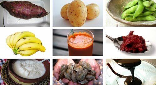 Top 10 Tasty Foods Rich In Potassium