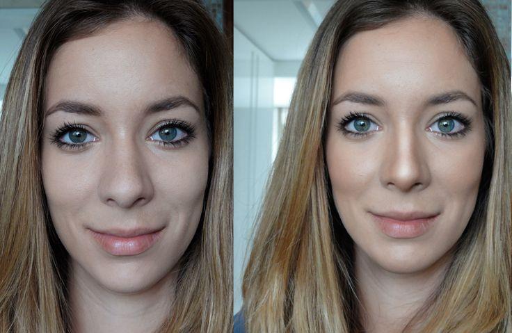 Com a maquiagem você é capaz de esconder imperfeições e fazer truques incríveis de ilusionismo. Veja como afinar o nariz passo a passo usando apenas make.