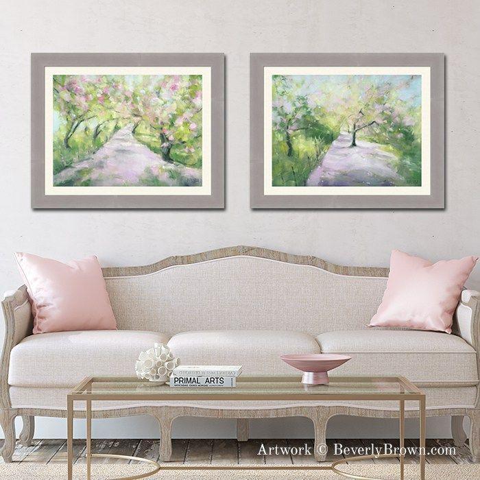 Framed Art For Living Room. Wall Art Ideas for the Living Room  Pink living room with Cherry Blossoms Central 29 best images on Pinterest ideas Framed art