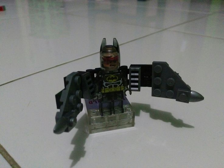 Batman with wings
