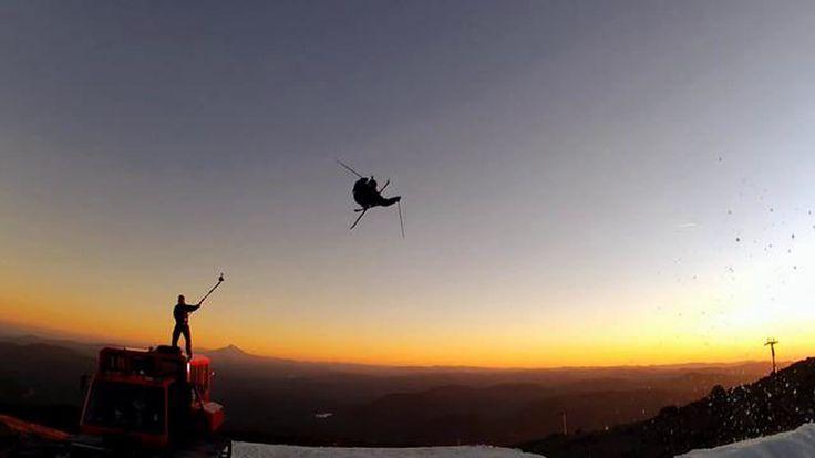 GoPro 2 stunning filming