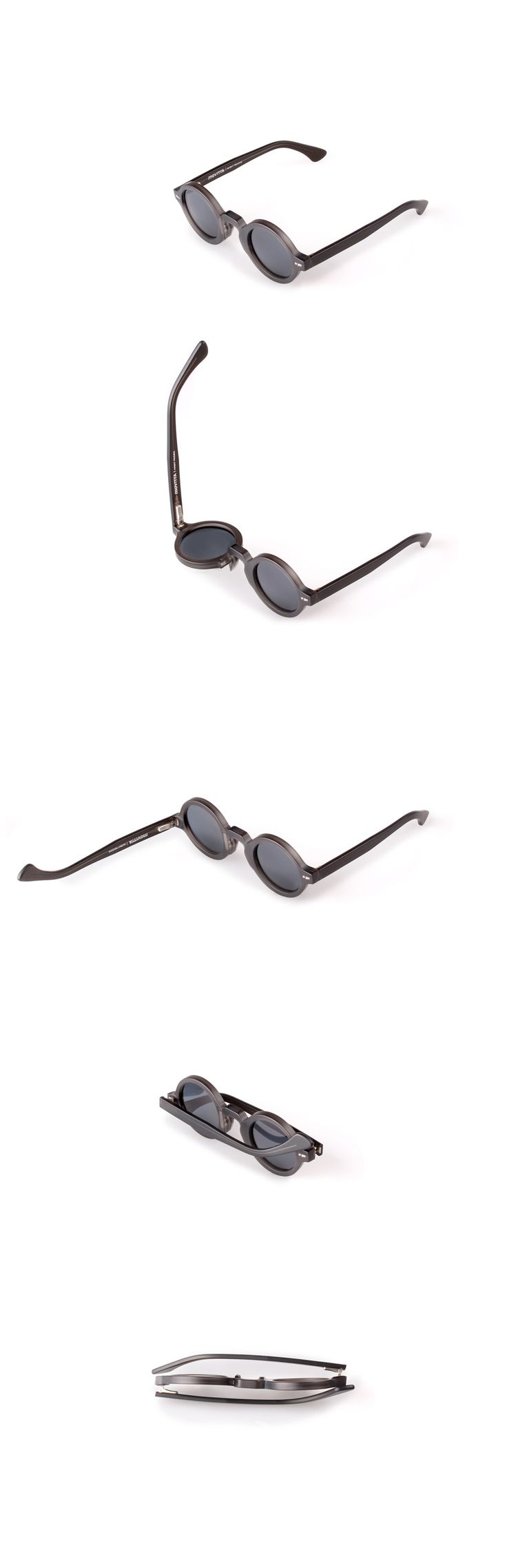 Movitra 215 - Cristallo nero con lente blu #sunglasses #movitra #movitraspectacles #spectacles #glasses #eyewear