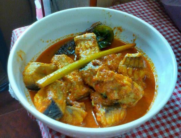 Resep Mangut Ikan Pari Khas Belinyu Bangka Oleh Sri Sudaryani Resep Resep Ikan Makanan Resep Makanan
