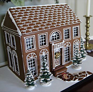 DREAMHOUSE: 2012 pepparkakshus?