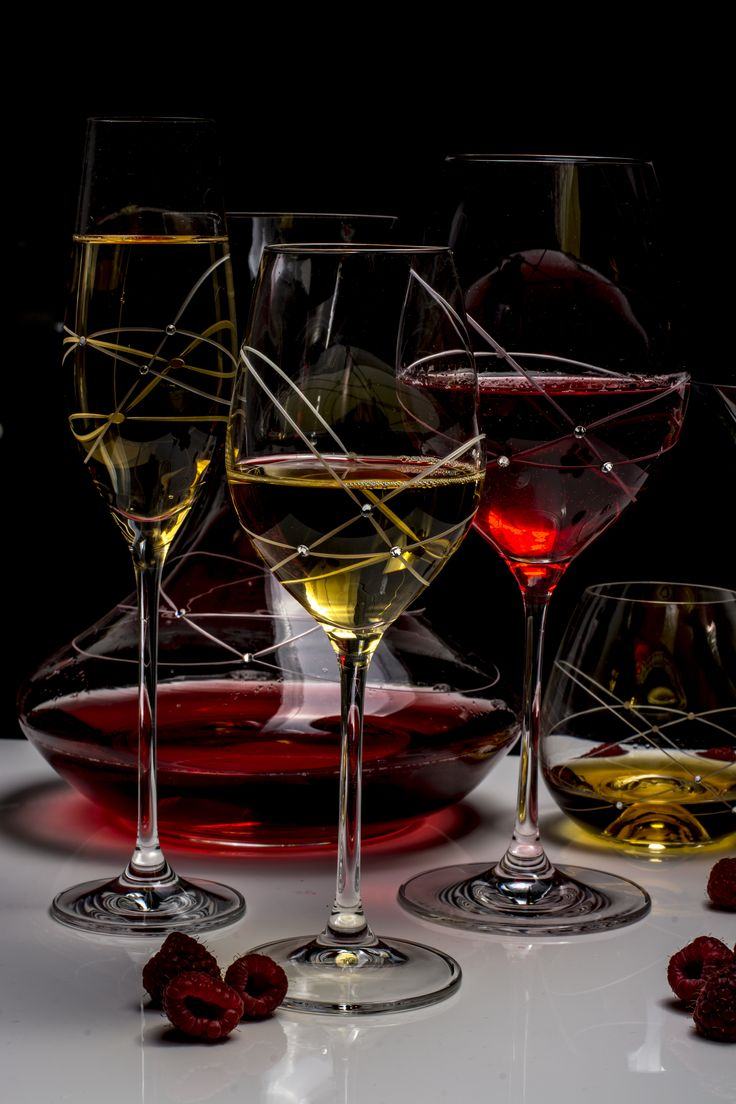 1000 Images About Wine Glasses For Modern Life On