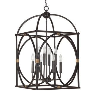 Shop For Capital Lighting Traditional Surry 8 Light Foyer Pendant Get Free Shipping At