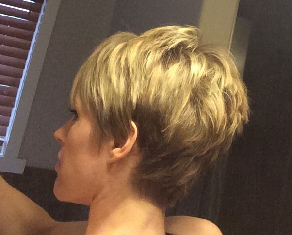 What Hair Style Is Right For Me: Best 25+ Short Hair Back View Ideas On Pinterest
