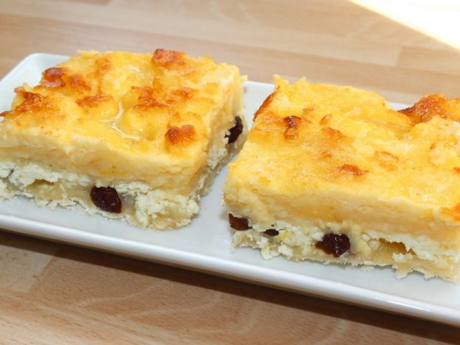 Dobálós túrós süti recept
