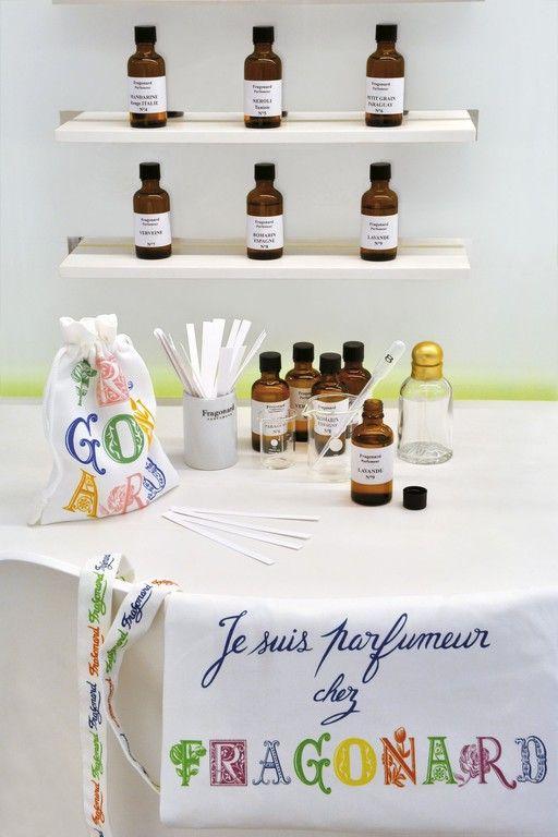 Apprenti parfumeur