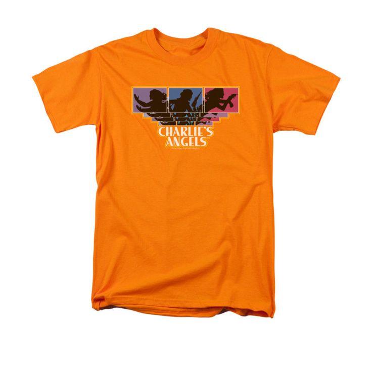 GOT IT Charlie'S Angels Short Sleeve Mens Shirt