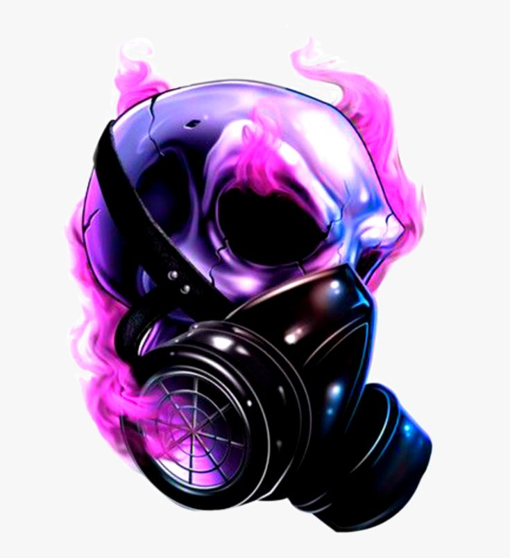 Download And Share Download Skull Pink Purple Neon Smoke Gasmask Dark Skulls With Gas Masks Cartoon Seach More Similar Free Gas Mask Art Gas Mask Dark Mask