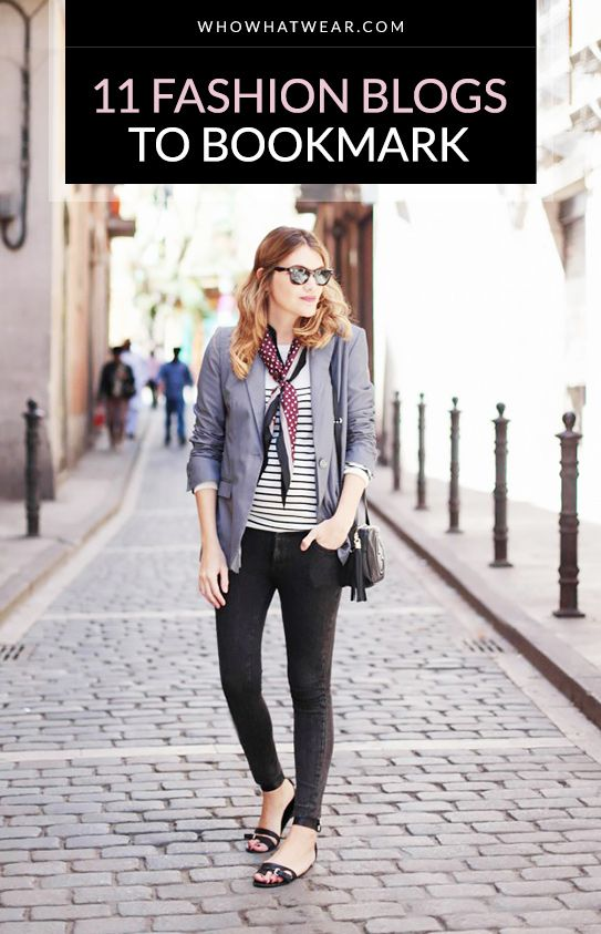 11 super cool style blogs on the rise to know about now. // #streetstyle #fashion #bloggers